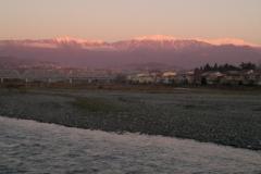 Река Мзымта рядом