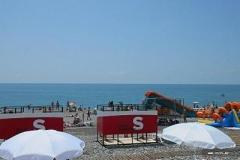 Пляж БХ