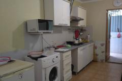 Общая кухня белая
