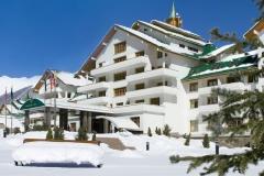 Зимняя сказка в Гранд отеле