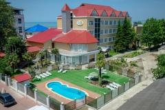 отель Каисса вид комплекса