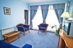 Престиж гостиная в синем люксе