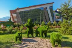 Парк Зеленая Планета, Газпром