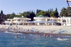 Пляж сан. Золотой Колос